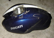 Ducati Gas Tank Side