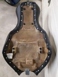 C50 Saddleman Seat